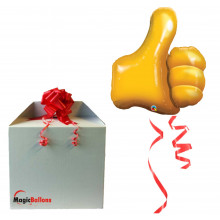 Thumbs Up! - foil balloon in a package