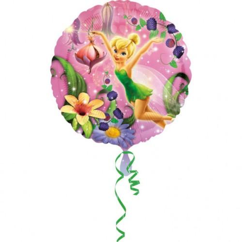 Tinkerbell Happy Birthday - foil balloon