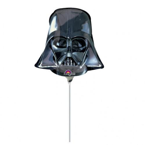 Darth Vader - folija balon na palčki