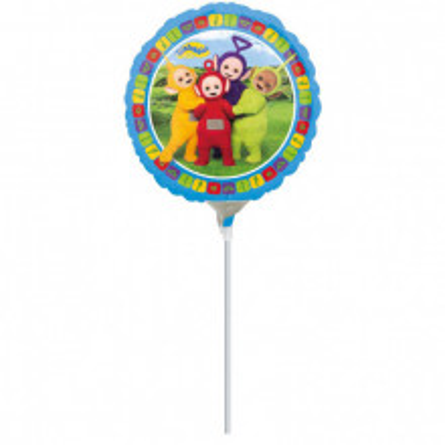 Teletubbies - foil balloon on a stick