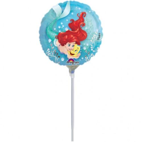 Ariel Dream Big - folija balon na palico