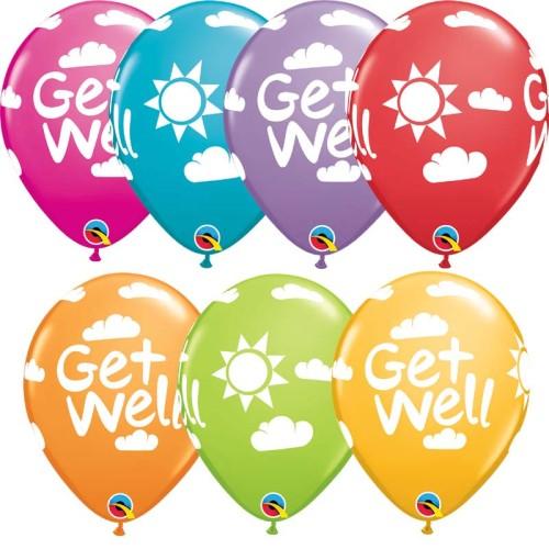 Balon Get Well Sunshine