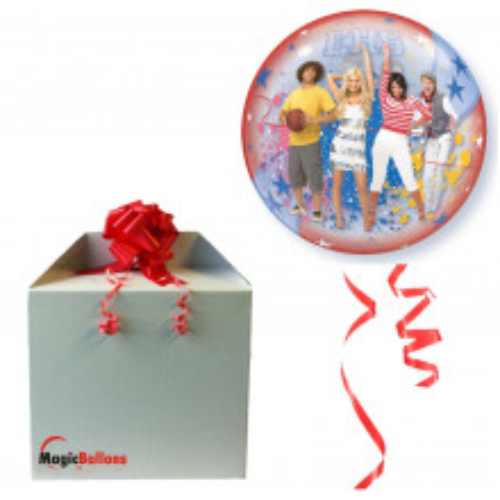 High School Musical Stars-in the box