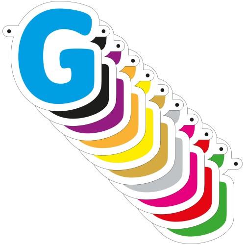 Črka G
