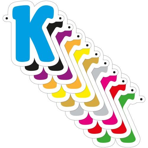 Črka K