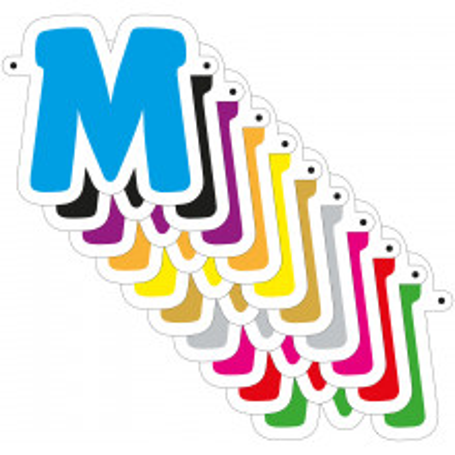 Črka M