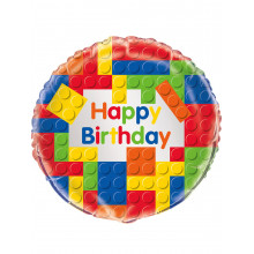 Building Blocks - folija balon