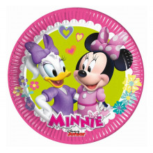Minnie Happy Helpers plates 20 cm