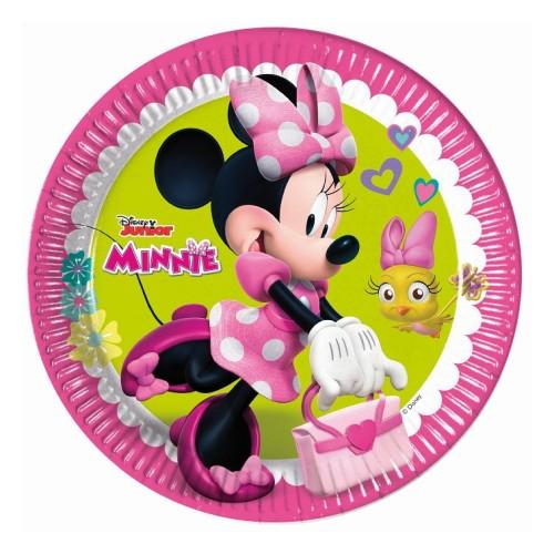 Minnie Happy Helpers plates 23 cm