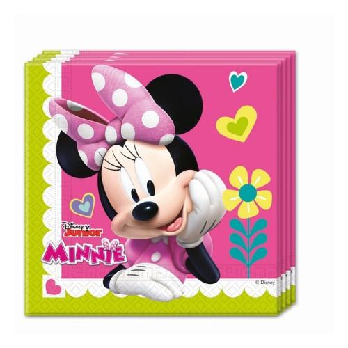 Minnie Happy Helpers napkins