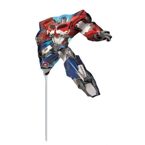 Transformers - folija balon na palčki