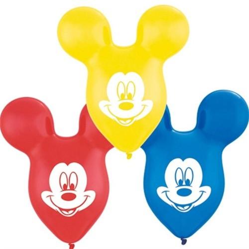 Ballon Mickey Mouse ears