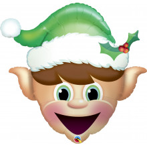 Christmas Elf - foil balloon