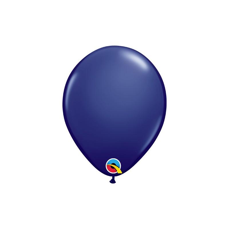 """Balloons 11"""" - navy"""