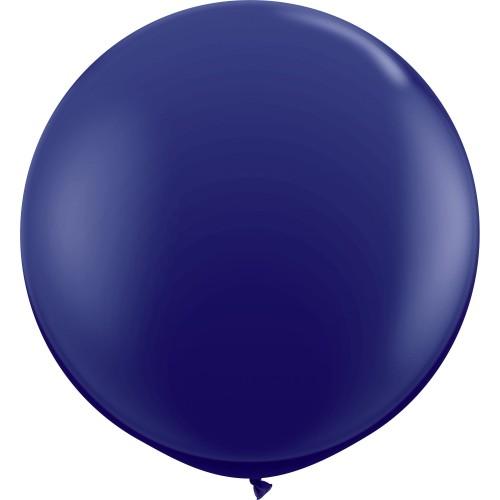 Ballon - navy 90 cm - 2 Stk.