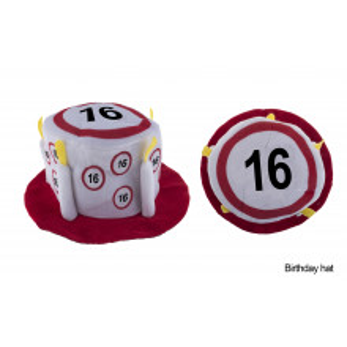 Verkehrszeichen 16 Hut