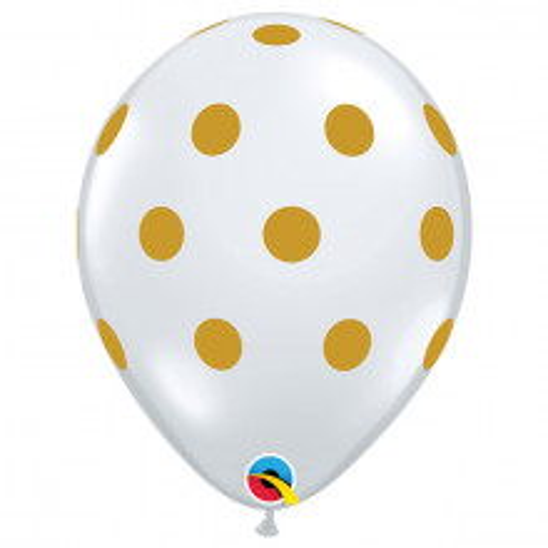 Balloon big polka dots