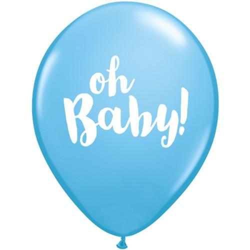 Ballon - OH Baby! blue