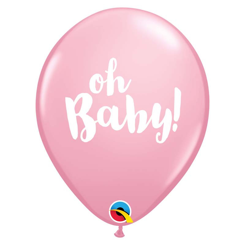 Balloon - OH Baby! pink