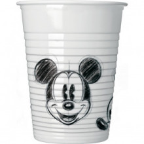 Mickey One Colour napkins