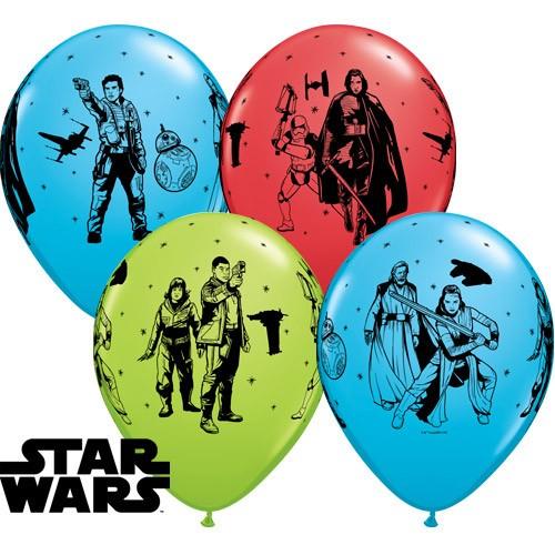 Balloon Star Wars: The last jedi