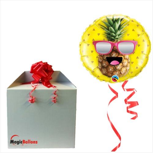 G. Cool Ananas - folija balon v paketu
