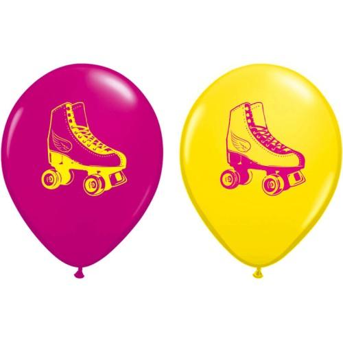 Balloon Roller Skates