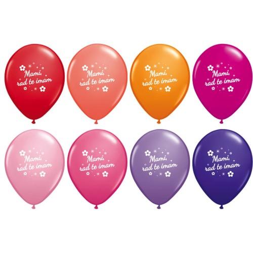 Balloon Mami, rad te imam