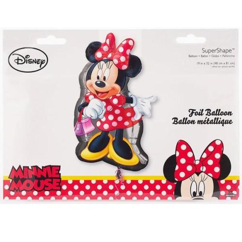 Minnie - foil balloon