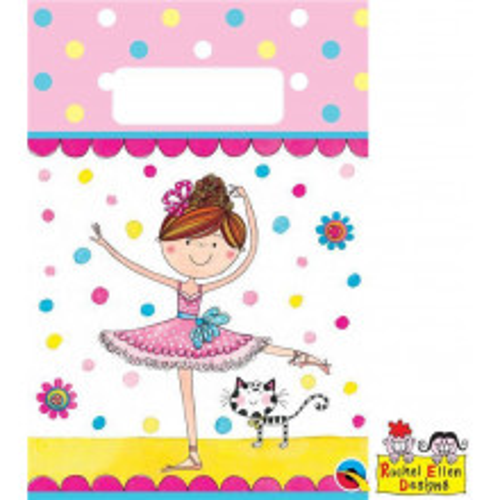 Rachel Ellen Ballerina party bags