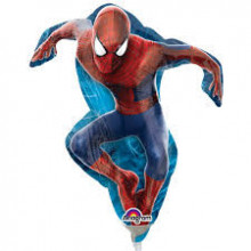 Spider Man 2 - foil balloon on a stick