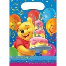 Winnie the Pooh - party bags