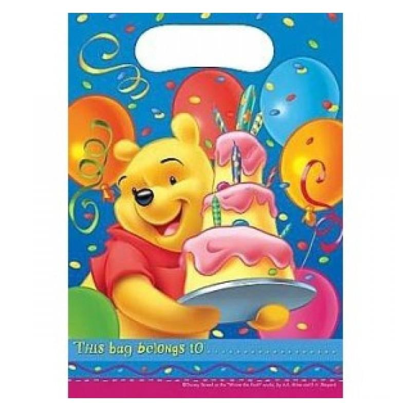 Winnie Pooh vrečke