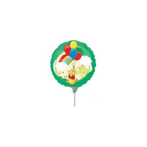 Winnie pu - folija balon na palico
