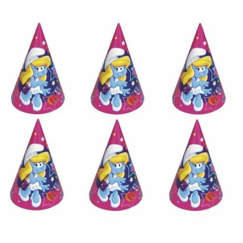 Fabolous Smurfette Party hats