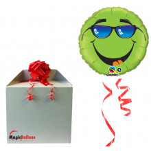 Keep Cool! Lime Green napihnjen
