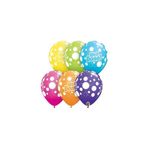 Ballon Get Well Dots