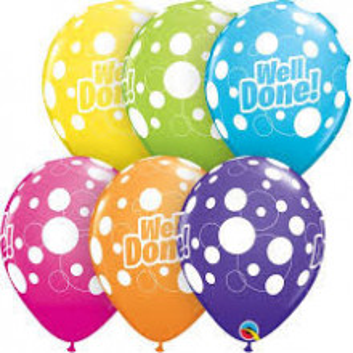 Balon Get Well Dots
