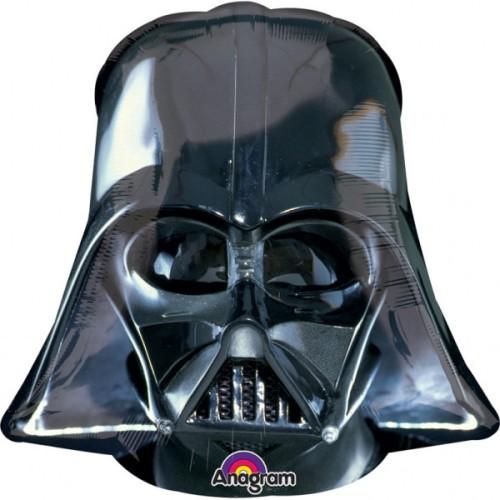 Darth Vader Helmet - foil balloon