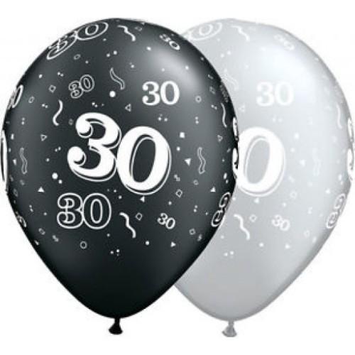 Balon natisnjeno 30