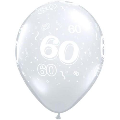 Balloon 60 - diamond clear