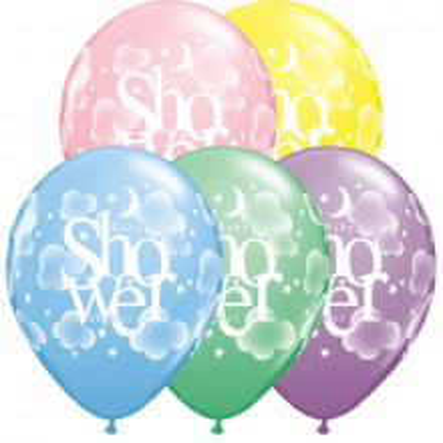 Balon Heavenly Baby Shower