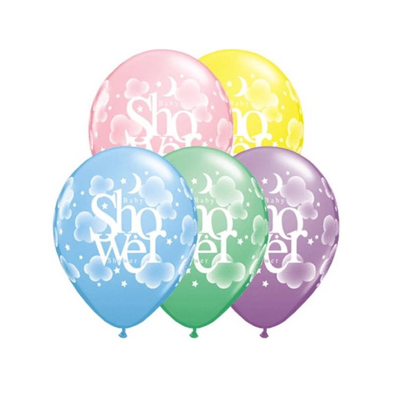 Balloon Heavenly Baby Shower