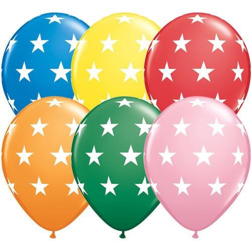 Balloon Big Stars