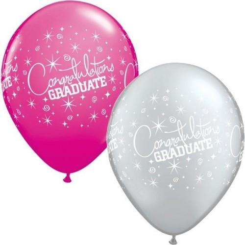 Balloon Congratulations Graduate