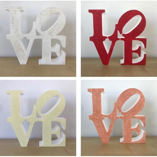 Dekoracija Love