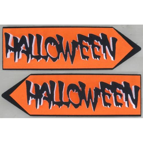 Signpost Halloween