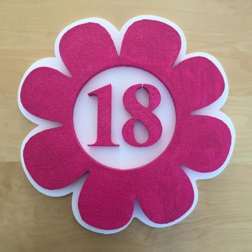 Decoration flower 18