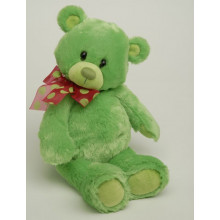 """Bright Berrie Lime green 7"""""""