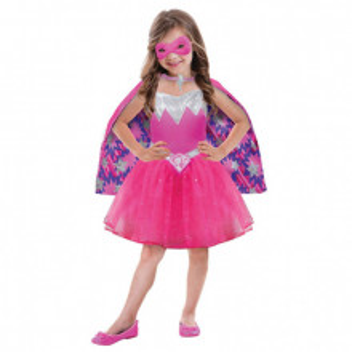 Barbie Superheld Kostüm